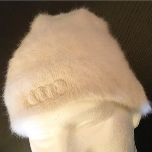 Audi Angora Winter Hat